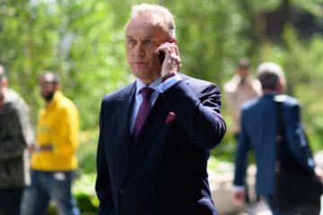 """Anthony Stewart Head dans le thriller """"Intimidation"""" sur Netflix"""